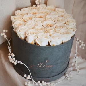 Je t'aime Eternity Roses