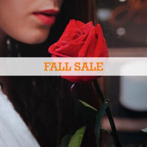Je t'aime Eternity Roses Fall Sale